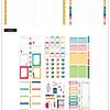 Classic Planner Companion - Student Colorful Essentials