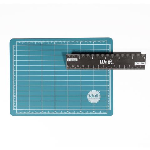 Mini Magnetic Mat + Ruler