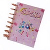 Cuaderno A5 Sailor Moon Crystal