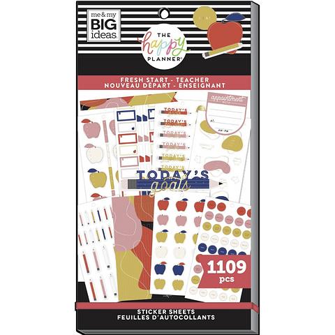 Value Pack Stickers - Fresh Start