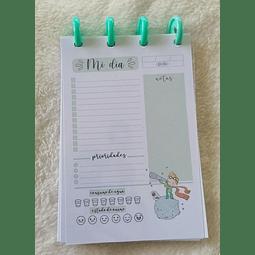 Planificador Diario A6 - El Principito