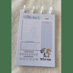 Planificador Diario A6 - Grey´s Anatomy 2