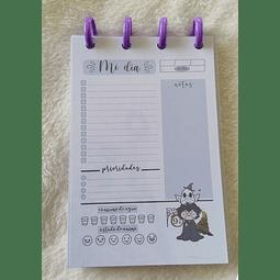 Planificador Diario A6 - Harry Potter