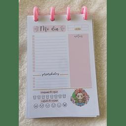 Planificador Diario A6 - Frida