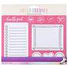 Hello Dreamer Doodle Paper Pad