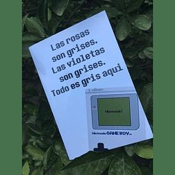 Tarjeta De Amor Ñoño - Game Boy