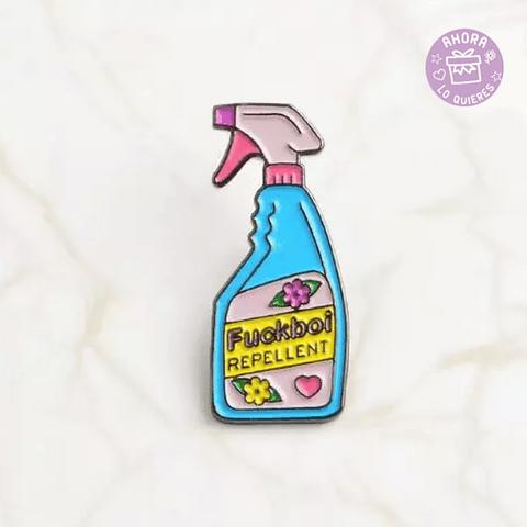 Pin F*ckboi Repellent