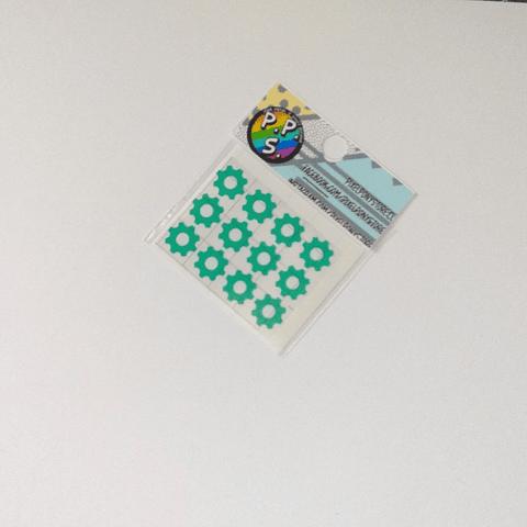 Vinilo Adhesivo Para Marcar Lápices - Engranes