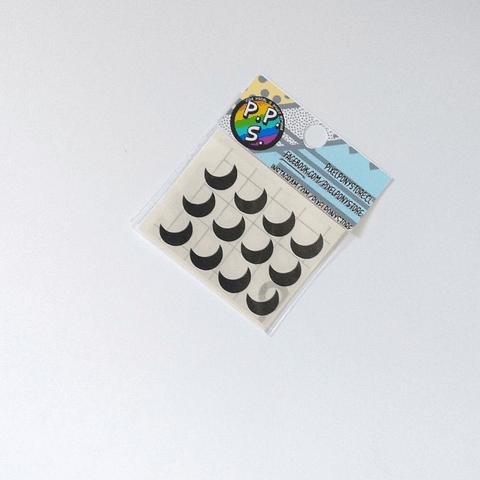 Vinilo Adhesivo Para Marcar Lápices - Lunas