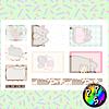 Lámina de Stickers 91 Box Pusheen Soft