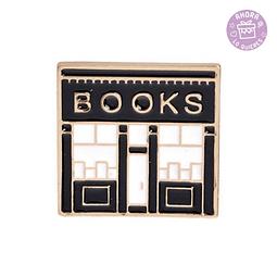 Pin Librería