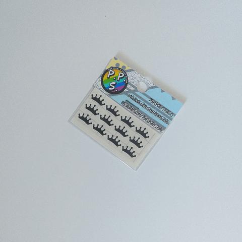 Vinilo Adhesivo Para Marcar Lápices - Corona