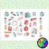 Lámina de Stickers 190 Accesorios