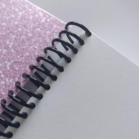 Libreta Colección Sirena - Pink Mermaid Skin