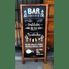 Pizarras para el Bar