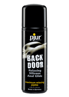 pjur BACK DOOR Relaxing Silicone Anal Glide 30 ml