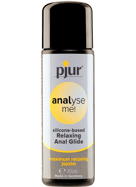 pjur analyse me! RELAXING silicone anal glide