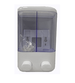 Dispensador Jabon Liquido Doble