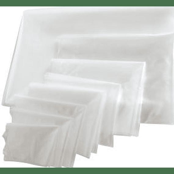 Bolsa Transparente espesor 0.10 mm