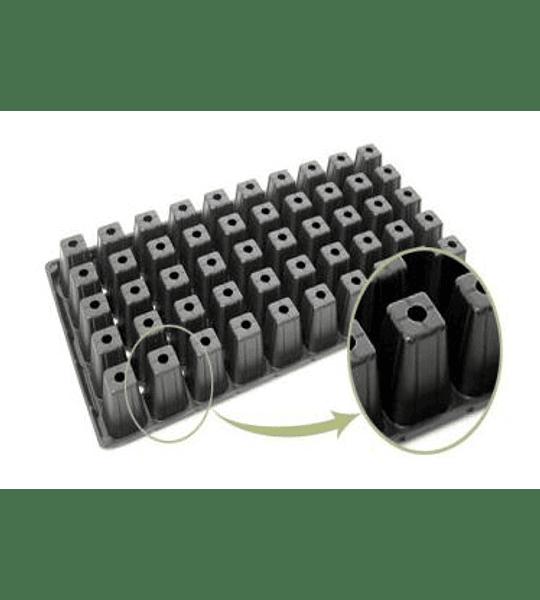 Bandeja Almacigo 128 Cav (pack de 10 unidades)