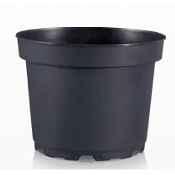 Macetero Inyectado MCI 26 Negro