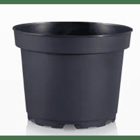 Macetero Inyectado MCI 29 Negro