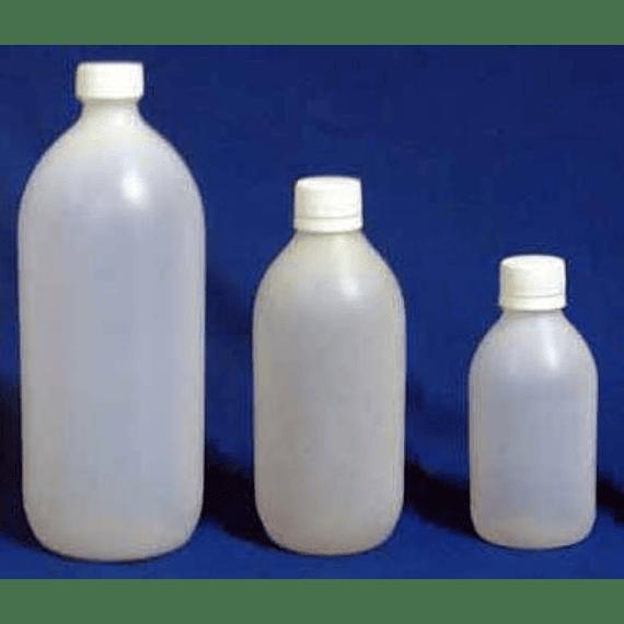Botella 1 lt con Tapa de Polietileno
