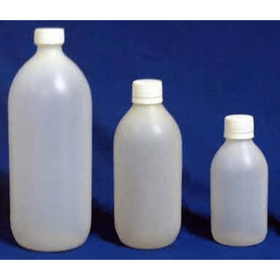 Botellas de Polietileno (con Tapa)
