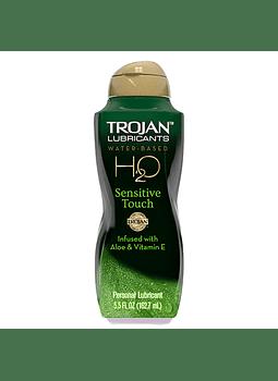 Lubricante Trojan H20 Sensitive Touch