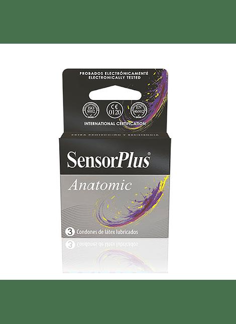 Sensor Plus Anatomic x 3