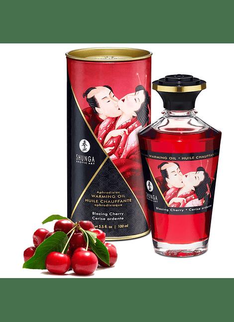Aceite Afrodisíaco Comestible Cereza Shunga