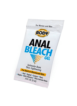 Gel Blanqueamiento Anal