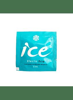 Lubricante Ice Sachet 5 ml