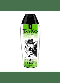 Lubricante Toko Pera y Té Verde