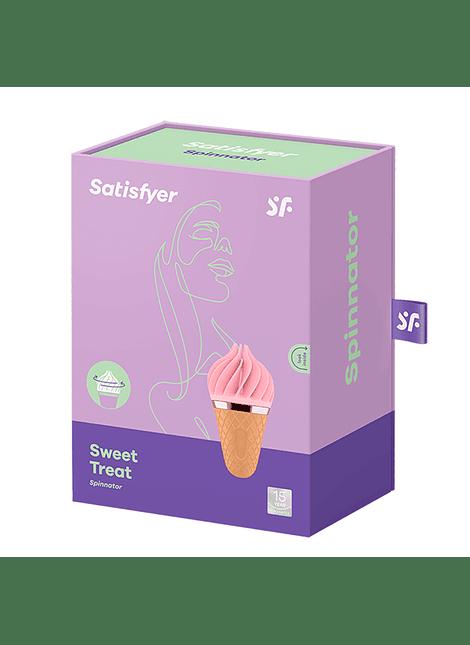 Satisfyer Sweet Treat Spinnator