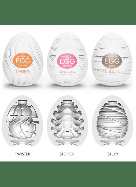 Huevo Masturbador Tenga