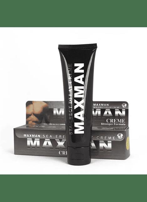 Maxman Crema Retardante 60ml
