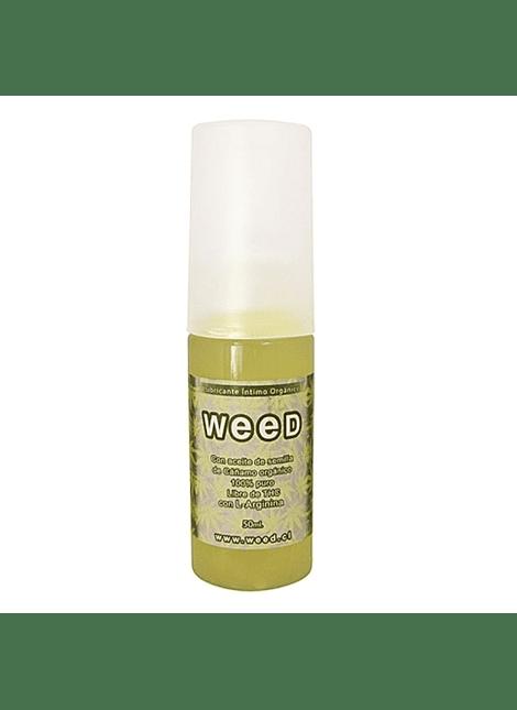 Weed - Lubricante de Cannabis