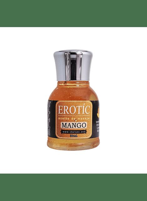 Aceite Masaje Erotic Mango