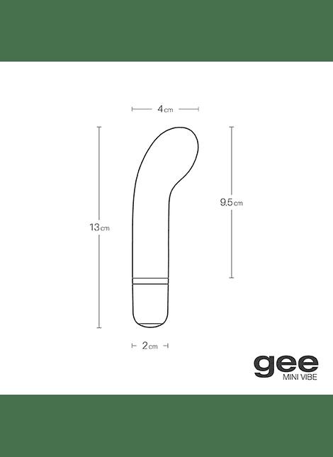 Vibrador Mini Gee