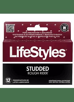 Lifestyles Studded x 12