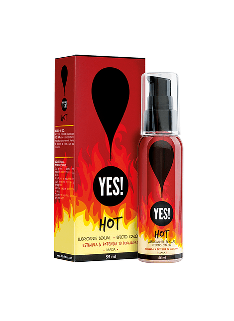 Lubricante Yes Hot