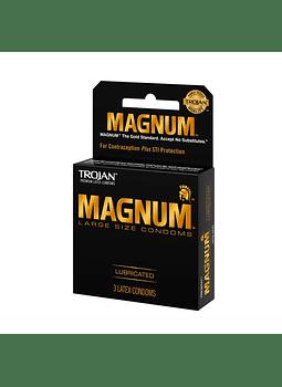Trojan Magnum x 3