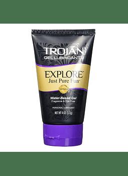 Lubricante Trojan Explore 113 g