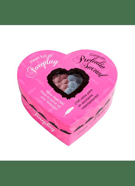 Corazón Preludio Sexual