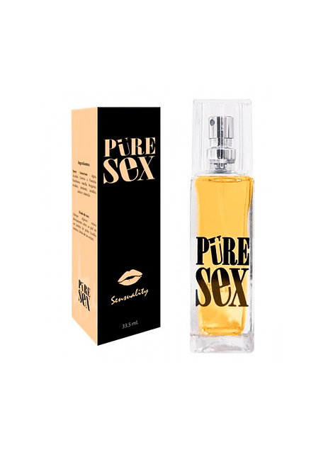 Feromona Pure Sex Sensuality