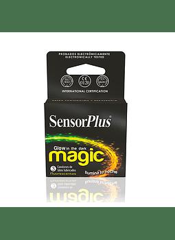 Sensor Plus Magic x 3