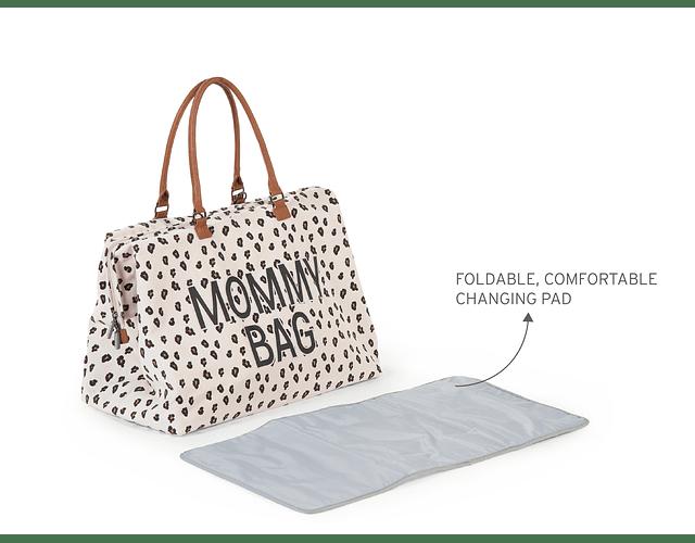 Mommy Bag - Leopardo
