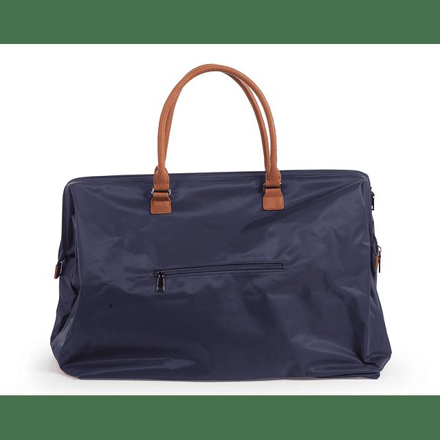 Mommy Bag - Azul Letras Blancas