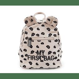 My First Bag - Leopardo